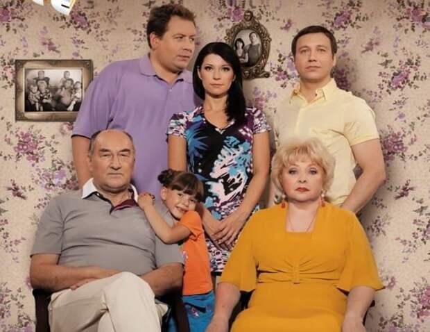 «Воронины» актёры в реальной жизни