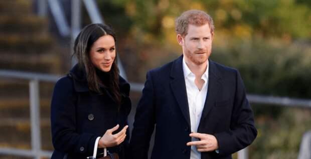 Принца Гарри и Меган Маркл осудили за желание запустить свой подкаст