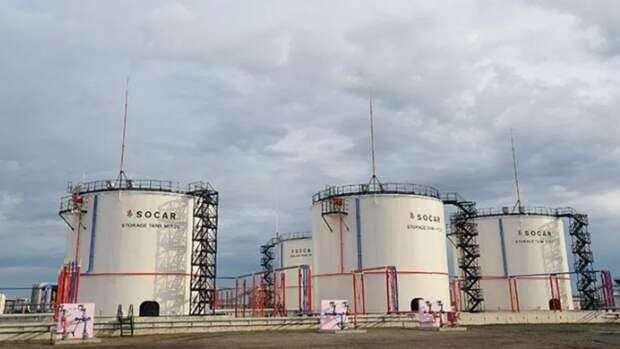 ВГрузии будет НПЗ мощностью 4млн тонн