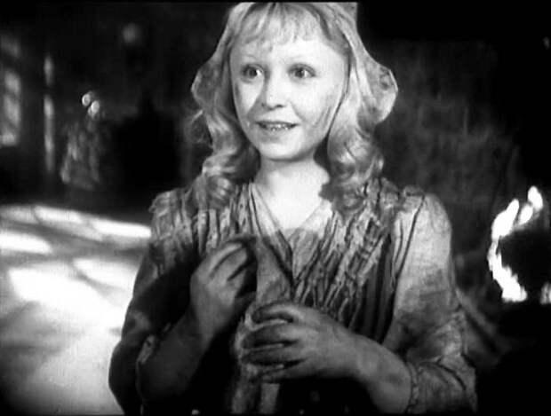 Золушка – последняя главная роль актрисы. Кадр из фильма