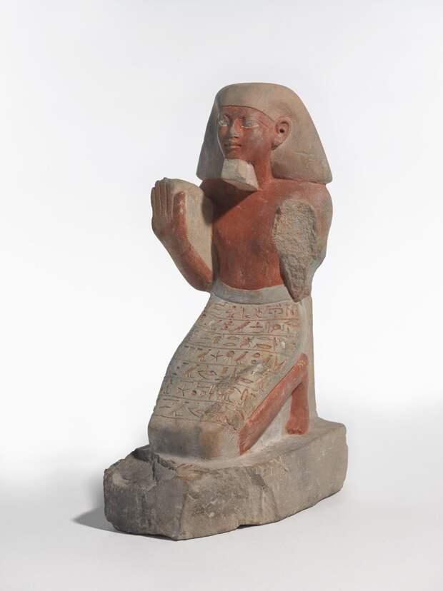 Любопытной Варваре набазаре нос оторвали, или Почему египетским статуям перекрывали дыхание?