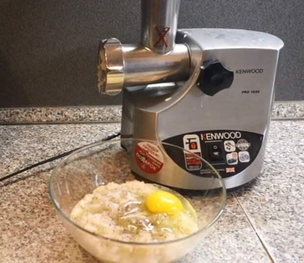 Котлеты из кальмаров (почти суфле) готовим дома, еда, кулинария, морепродукты, рецепт