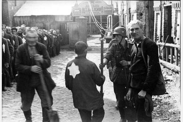 Херои Литвы готовили геноцид евреев задолго до прихода Гитлера