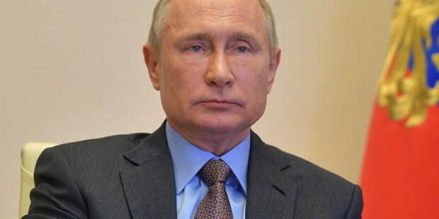 Путин о российских силах в Белоруссии