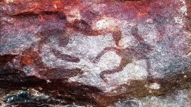 Удивительное археологическое открытие в австралийской пещере