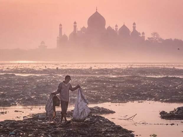 Туристам тут не место: мировые достопримечательности, снятые с крайне невыгодного ракурса