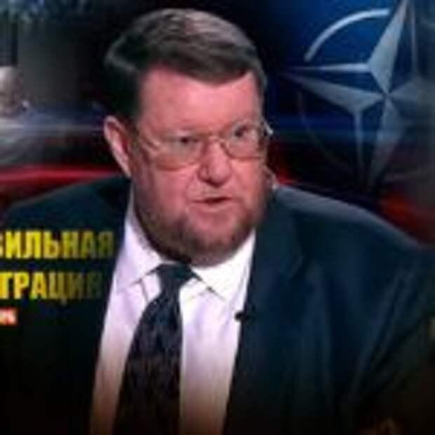 Сатановский пояснил, что будет в случае, если «накроется» партнерство РБ и России