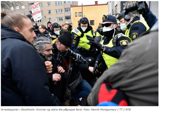 Норвежцы позавидовали россиянам