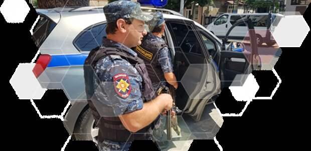 ВАбхазии перекрыли дороги после убийства племянника Владислава Ардзинба