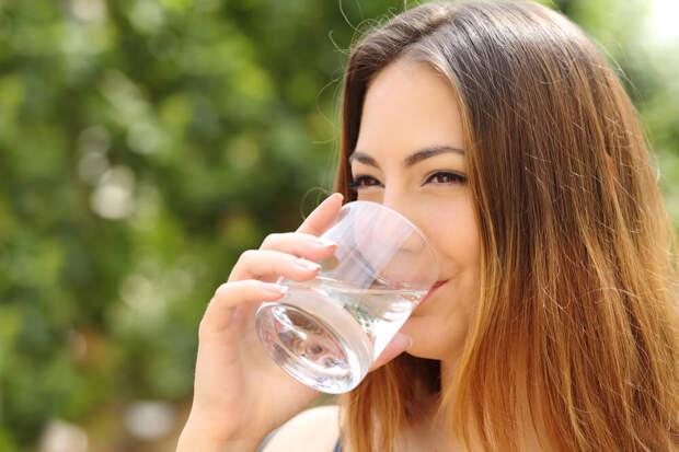 Сколько нужно пить воды с вашим весом
