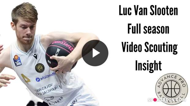 Luc van Slooten - Video Scouting Insight