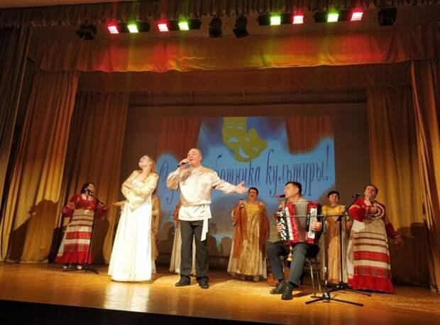 Сегодня в России отмечается День работника культуры