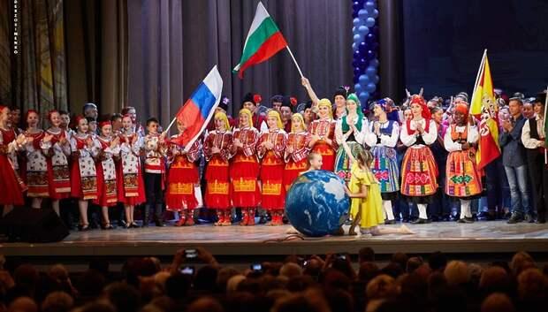 Международный фестиваль детского творчества пройдет в Подольске весной