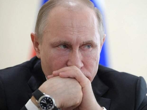 «Два года не проверяли ничего!»: Путин «пропесочил» мэра Кемерова