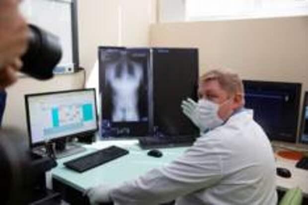 В Москве установлен первый диагностический комплекс будущего