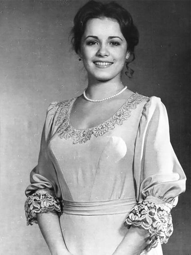 Ностальгические фотографии прекрасных советских актрис