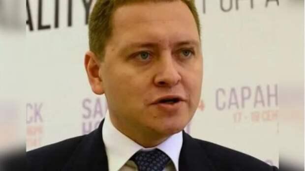 При попытке выехать изРоссии задержан вице-губернатор Мордовии Меркушкин