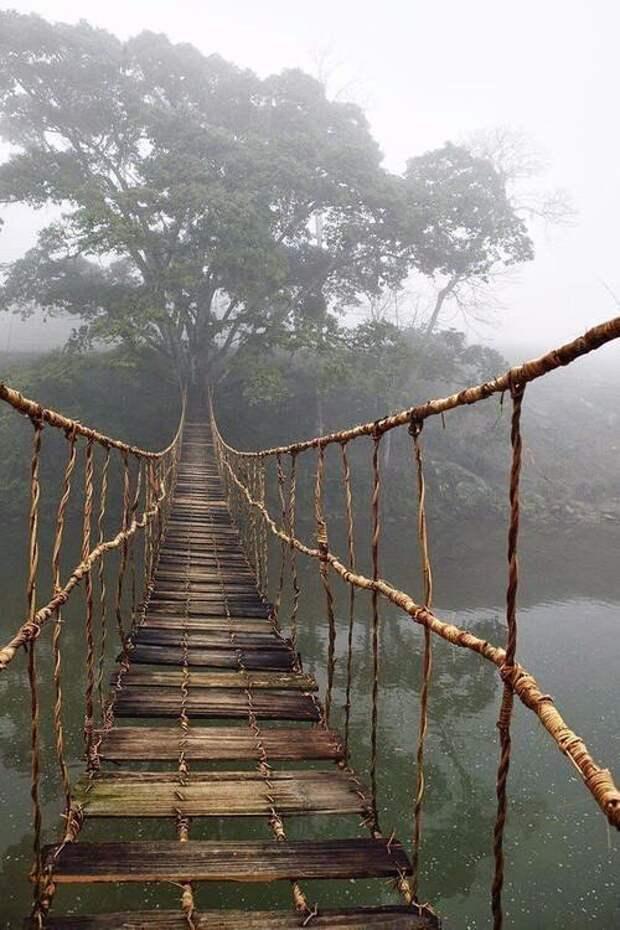 Дорога в неизвестность