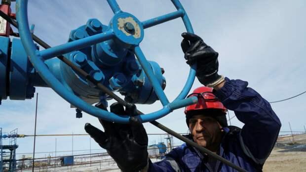 Цена газа в Европе превысила $850, обновив исторический рекорд