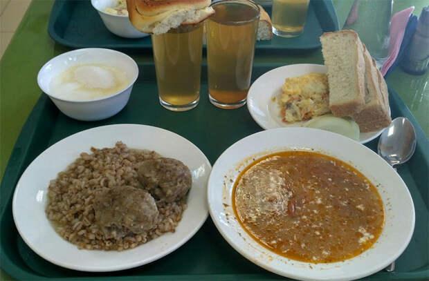 Советские пищевые привычки, которые лучше забыть