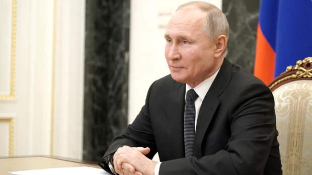 Владимир Путин поздравил президента Эфиопии с национальным праздником