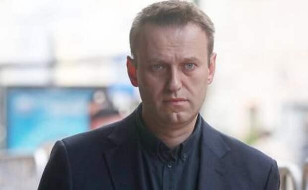 На фото: оппозиционер Алексей Навальный