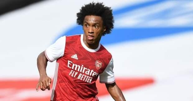 Виллиан рассчитывает уйти из «Арсенала»