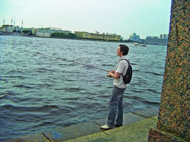 Поводковая оснастка: северо-западный вариант