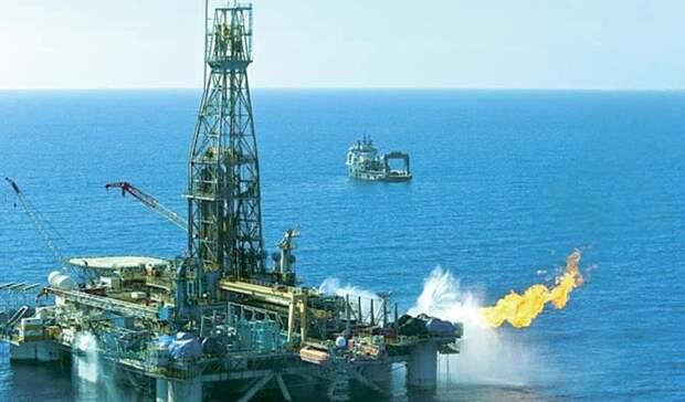 Крупное газовое месторождение выявлено нашельфе Египта