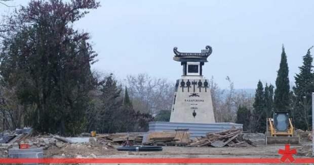 Развожаев разрешил Чалому продолжить реконструкцию Матросского бульвара
