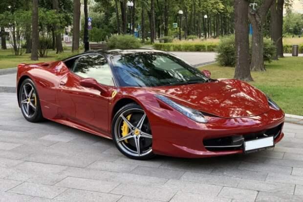 Три самых красивых Ferrari в истории