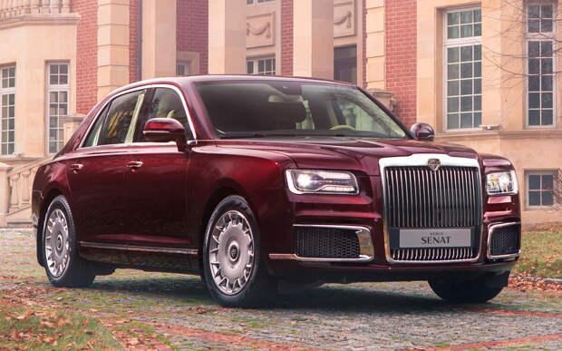 Русский Rolls-Royce и Ларгус без автомата. Автоновости.