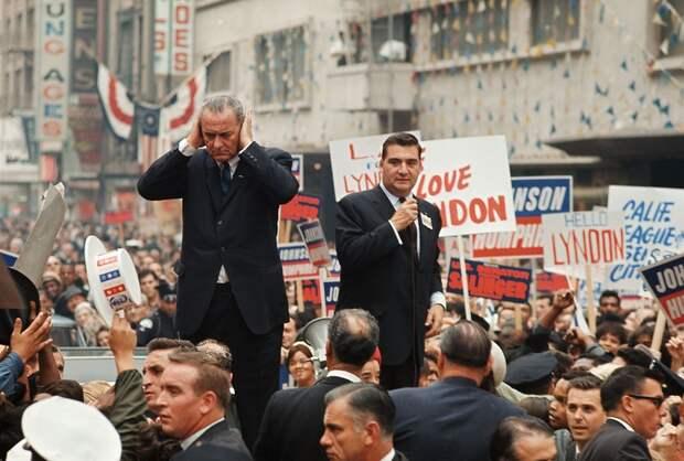 1964 год в цвете: Чем жил мир 50 лет назад