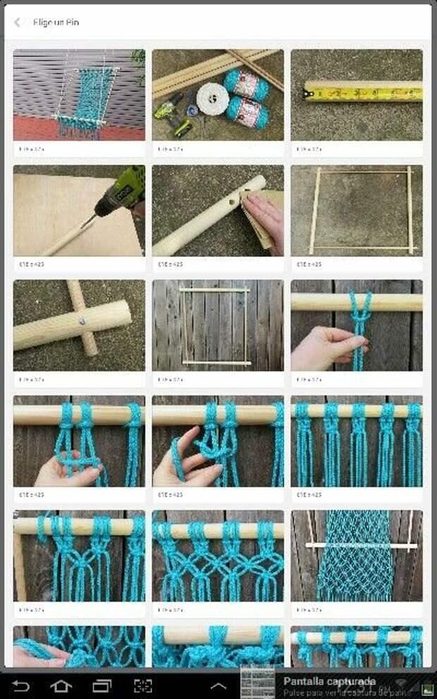 4 способа сделать гамак своими руками