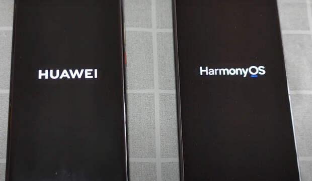 HarmonyOS перезагружается быстрее, чем EMUI 11. Huawei наконец убрала слова Powered by Android из HarmonyOS