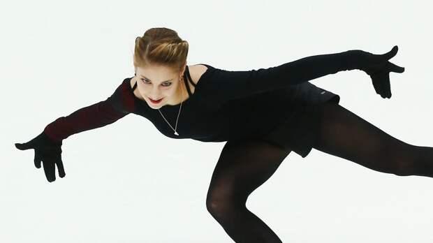 Академия Плющенко показала тренировку Косторной с хореографом Бурн по видеосвязи