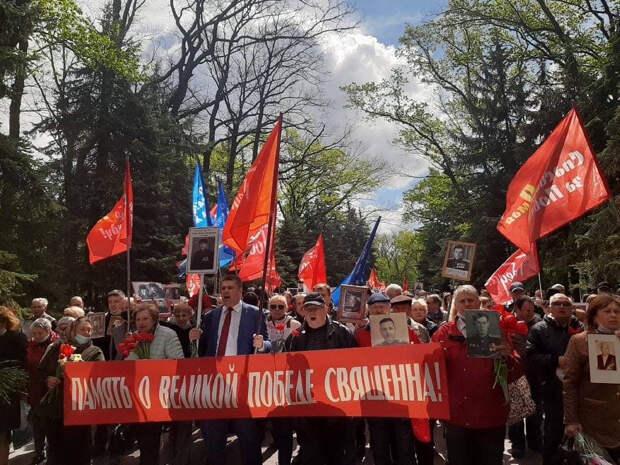 Харьковский депутат рассказал, как георгиевская ленточка стала украинским яблоком раздора