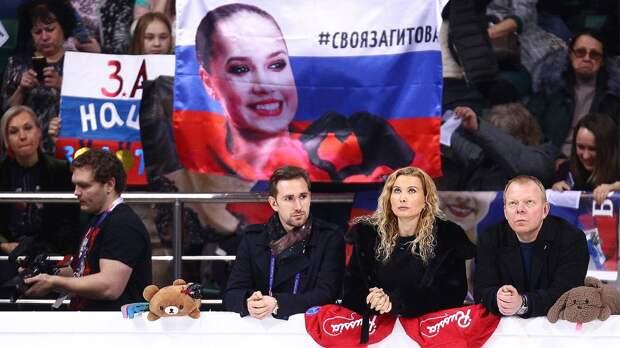 Глейхенгауз — о фанатах Загитовой: «Не знаю, зачем давить на Алину»