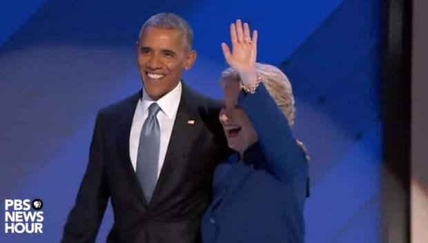 Обама и Клинтон убедили 80 процентов американцев в том, что Россия угрожает США