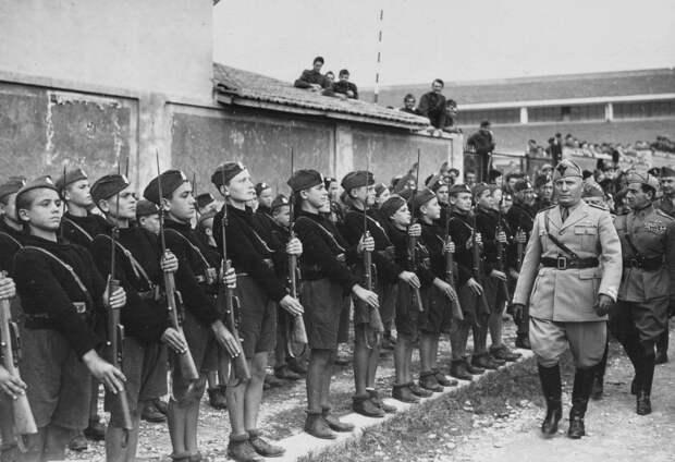Цена победы. Итальянский фашизм