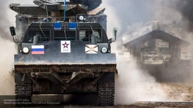 Замглавы СНБО Кривонос признал превосходство армии России над ВСУ