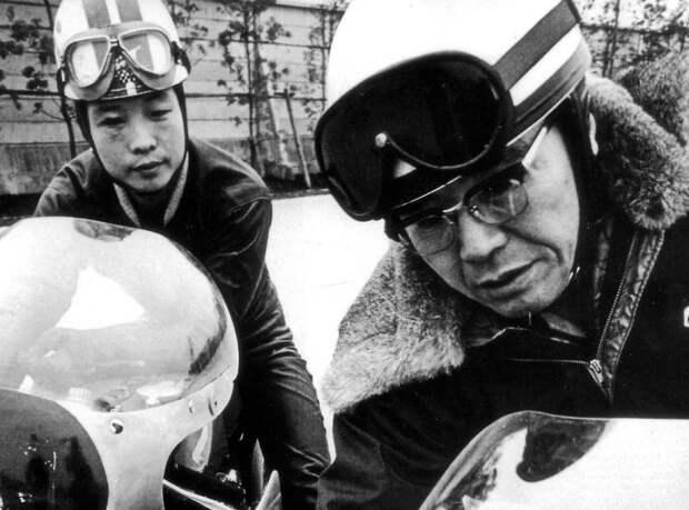 Соитиро Хонда: история успеха. | Фото: greatstories.club.