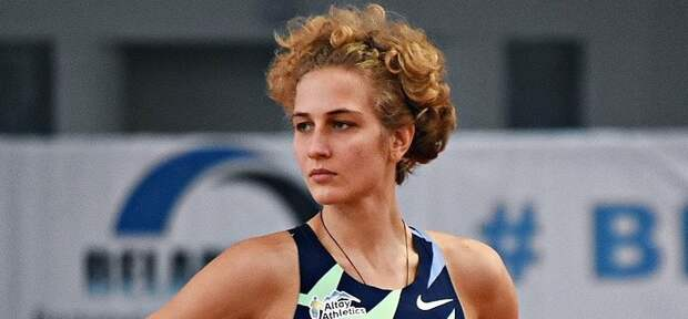 Казахстанка выиграла «бронзу» международного турнира по легкой атлетике в Турции