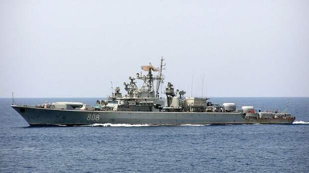 Корабли ЧФ РФ поразили ракеты «противника» на учениях «Кавказ-2020»