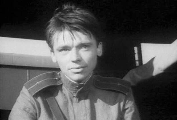 Владимир Четвериков (кадр из фильма «Верность», 1965 год)