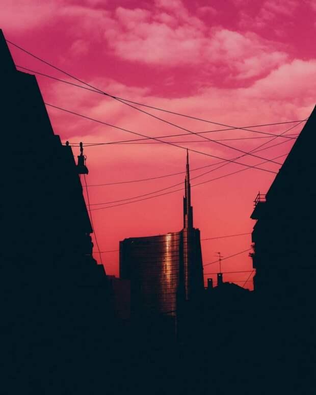 Вот как бы выглядел мир, если бы все вокруг было розовым