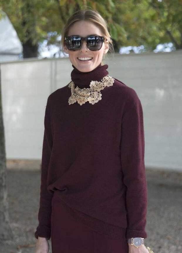 Как выбрать украшения под свитер: советы стилистов