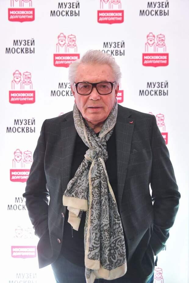 Известный артист Олег Марусев жил в Марьиной роще