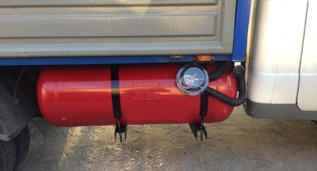 «Газпром» предложил удвоить субсидии на газомоторное топливо