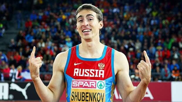 Шубенков — об обвинениях в допинге: «У меня есть подозрения, откуда это пошло»
